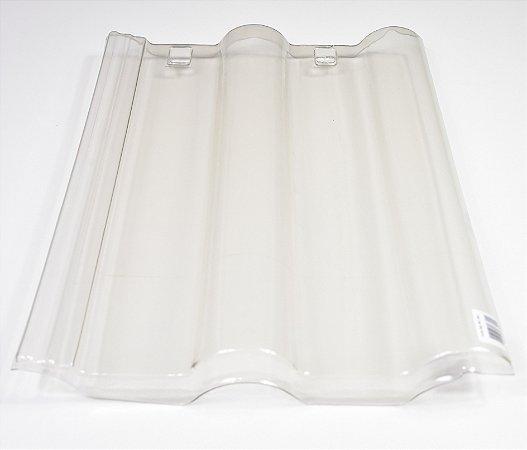 kit 20 Telhas Transparente BIG Telha