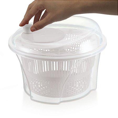 Centrífuga Seca Salada 4,5 L Branco -5022 ARTHI