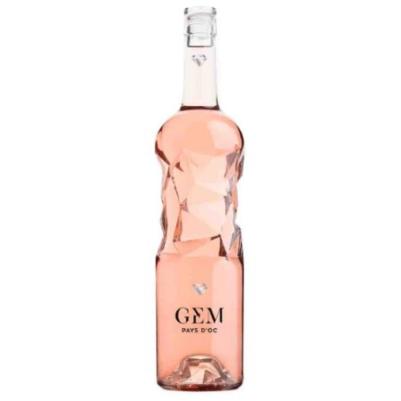 Vinho Francês Gem Pays D'oc Rosé 750m IGP