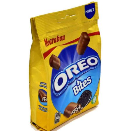 Biscoito Chocolate Oreo Bitz Bites 140gr  Importado Austria