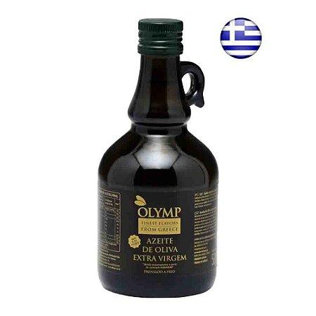 Azeite de Oliva Extra Virgem Olymp Grego Acidez 0,3% 500 ml