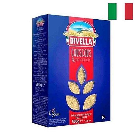 Couscous Italiano Divella 500g Cuscus Marroquino Premium