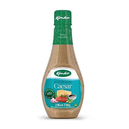 Molho Para Salada Caesar Kenko 236ml