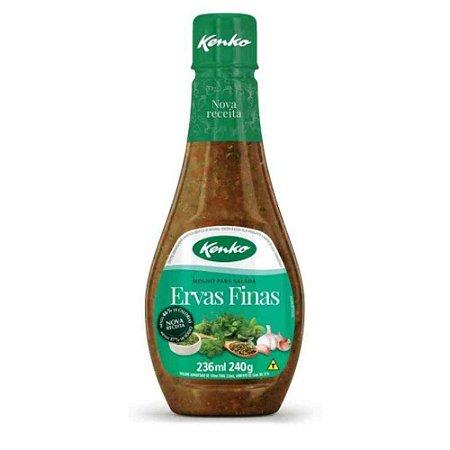 Molho para Salada Ervas Finas Kenko 236ml