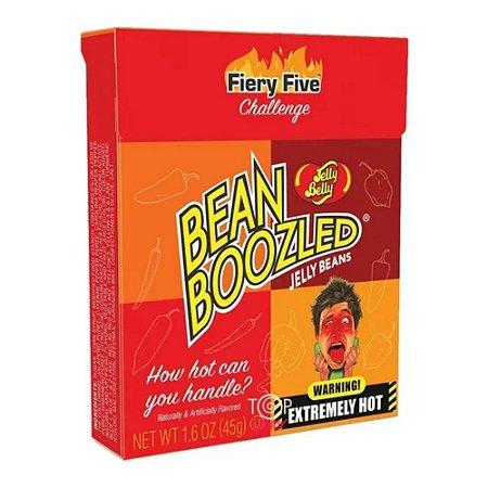 Jelly Belly Bean Boozled Fiery 5 Extremely Apimentado 45g