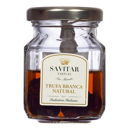 Trufa Branca Bianchetto ao Natural Savitar 20/50 gr