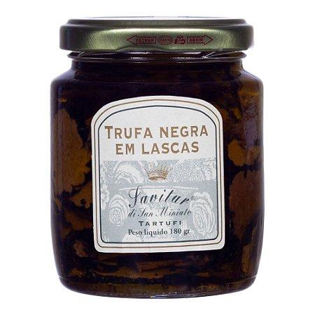 Lascas De Trufa Negra Savitar 180 Gr