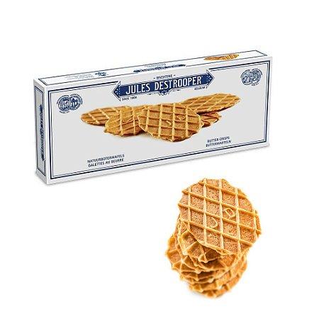 Biscoito Belga Jules Destrooper Amanteigado Butter Crisps 100G