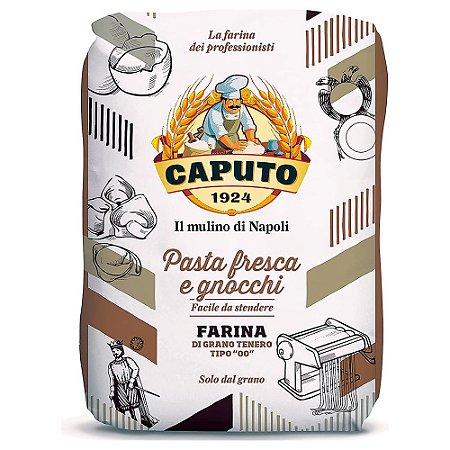 Farinha 00 Caputo Pasta Fresca e Gnocchi 1 Kg