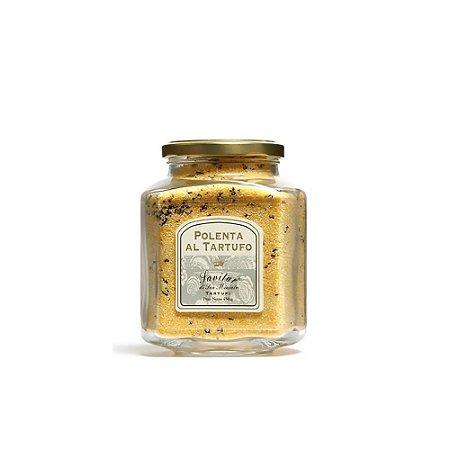 Polenta Amarela Com Trufa Negra Savitar 450 Gr