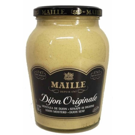 Mostarda Maille Dijon Original Francesa Sem Sementes 865 gr