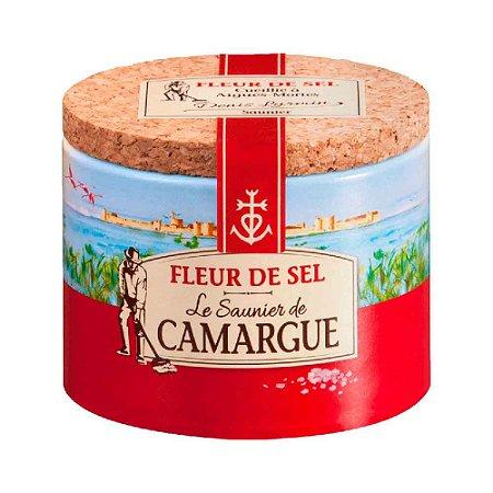 Flor de Sal Frances Le Saunier Camargue 125 gr