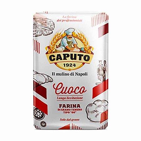 Farinha 00 Caputo Cuoco 1Kg