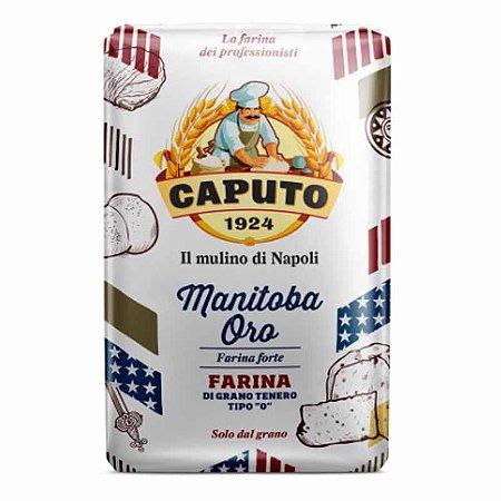 Farinha 00 Caputo Manitoba Oro 1Kg