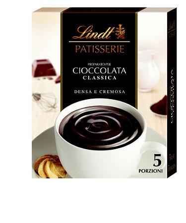 Chocolate Quente Lindt ao Leite Patisserie 5 Porções 100g
