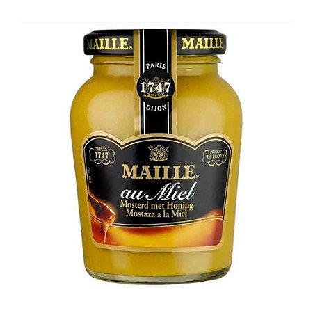Mostarda Maille Dijon Au Miel Com Mel Original Francesa 230g