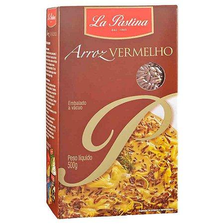 Arroz Vermelho Italiano La Pastina 500 gr