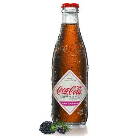 Refrigerante Coca Cola Speciality Blackberry & Juniper