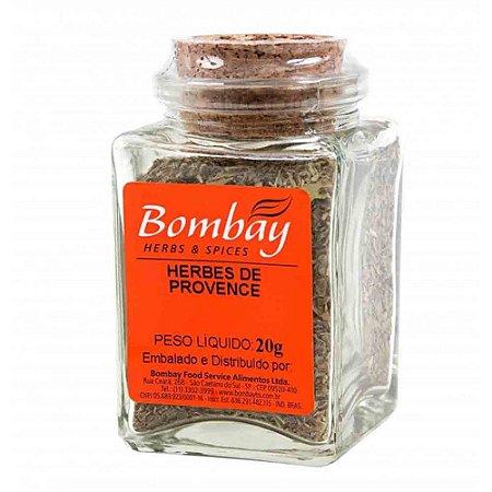 Tempero Herbes de Provence Bombay Vidro 20 gr