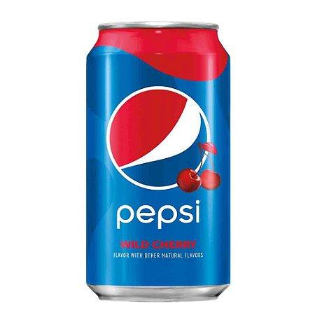 Refrigerante Pepsi Wild Cherry Importado EUA Exclusivo