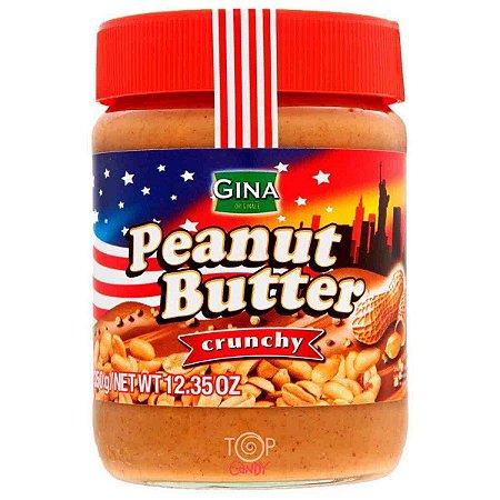 Peanut Butter Manteiga Amendoim Importada Creamy 350g
