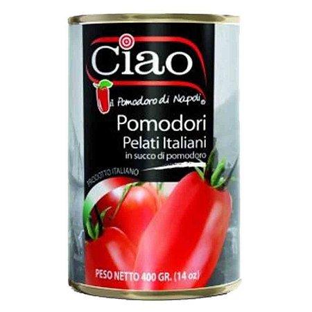 Molho de Tomate Pelati Ciao Oficial Pizza Napoletana 400 Gr