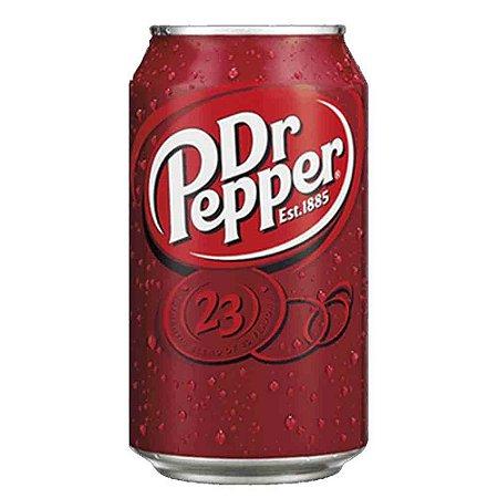 Refrigerante Dr Pepper Original Importado 330 ml