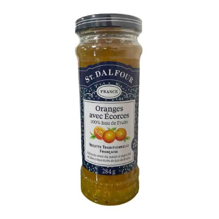 Geleia Francesa St Dalfour Laranja Oranges 284 g Importada