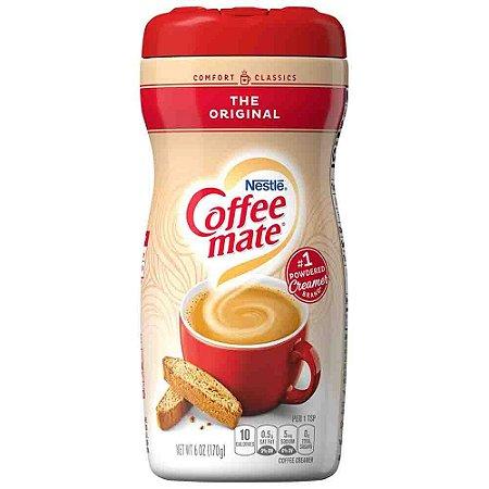 Creme Coffee Mate Nestle Original Importado EUA 170 gr
