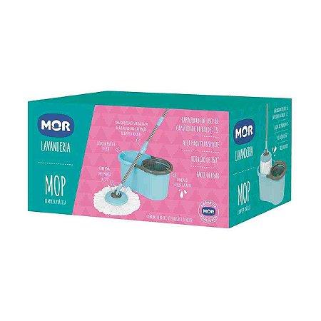 Esfregão Mop Pratica 13 Litros Limpeza Prática Mor Original