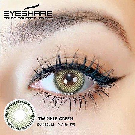 Eyeshare Twinkle Green