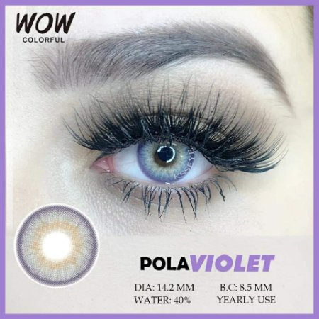 Pola Violet