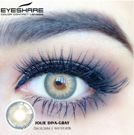 Eyeshare Jolie Diva Gray