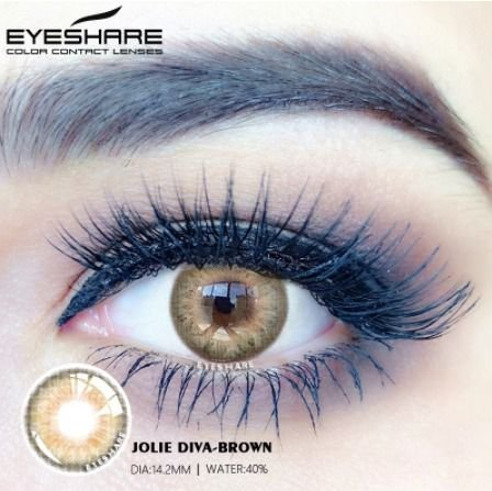 Eyeshare Jolie Diva Brown