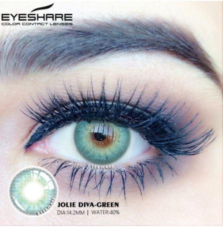 Eyeshare Jolie Diva Green
