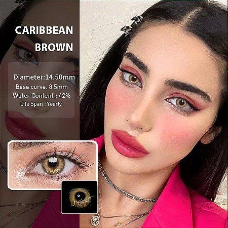 Caribbean Brown