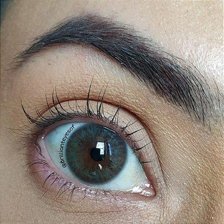 Siesta Crystal iris Green