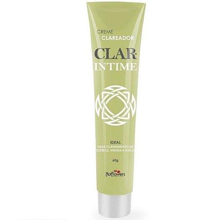 Clar-Intime Creme para Clareamento