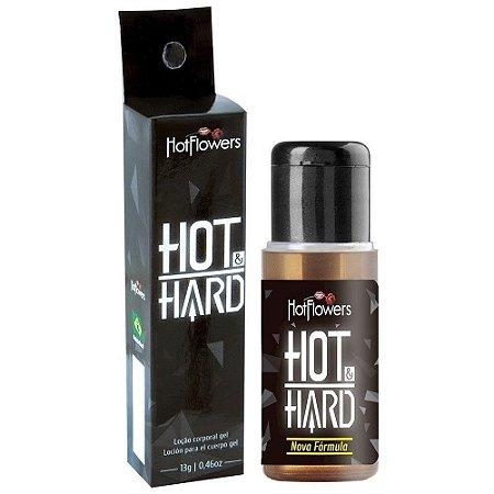 Hot Hard Provocador de Ereção