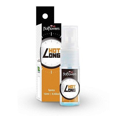 Hot Long Spray Prolongador de Ereção