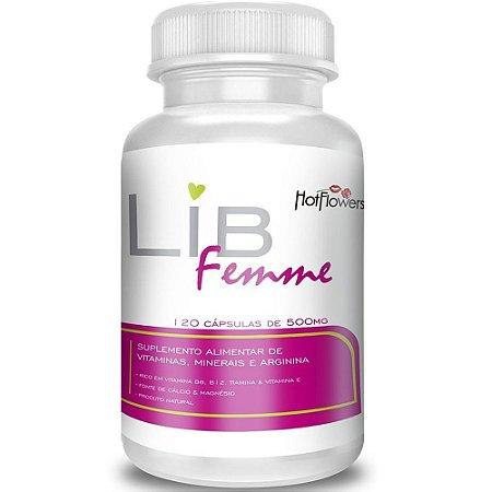 Lib Femme Suplemento Vitamínico