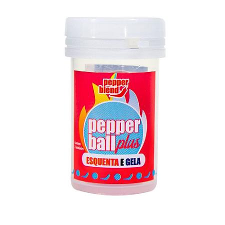 Pepper Ball Esquenta e Gela