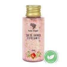 Sal de Banho Esfoliante
