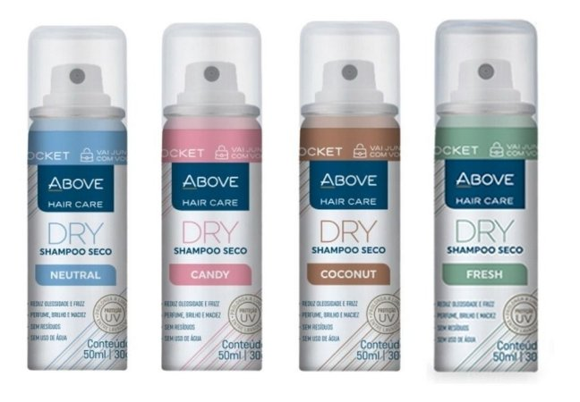 Shampoo Seco Above
