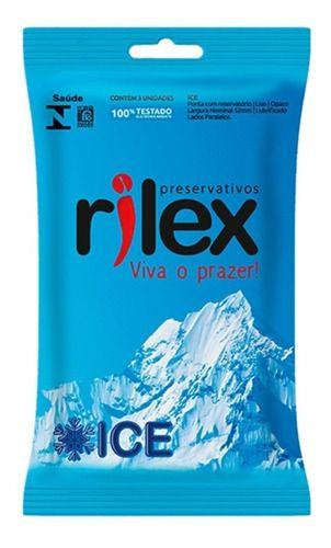 Preservativo Rilex ICE