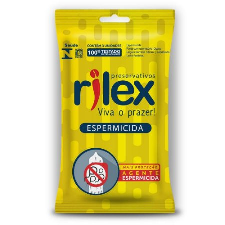 Preservativo Rilex Espermicida