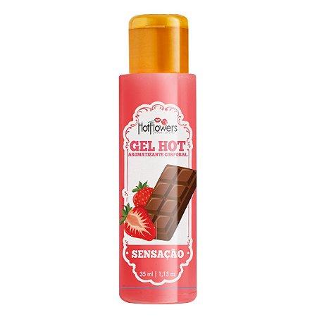 Gel Aromatizante Hot Sensação