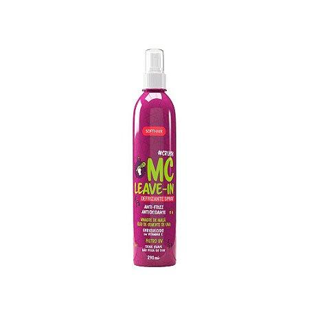Spray Mc Leave-In Vinagre de Maçã Soft Hair #Crush