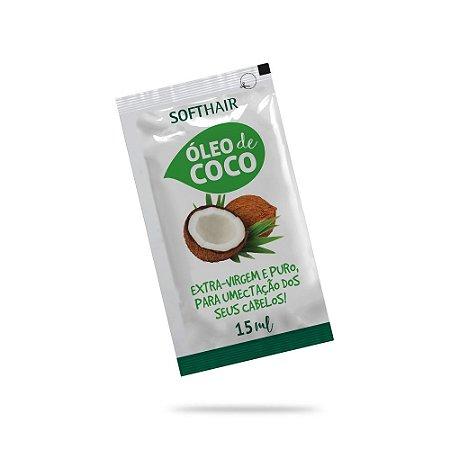Sachê Óleo de Coco Extra Virgem Soft Hair 15ml