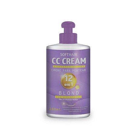 Creme de Pentear CC Cream Blond 3D